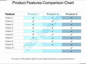 Product Comparison Template Product Feature Comparison ...