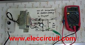 Power Supply Archives  U2013 Electronic Projects Circuits