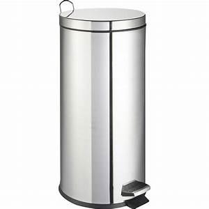 Leroy Merlin Cours De Bricolage : poubelle de cuisine p dale frandis m tal inox 30 l ~ Dailycaller-alerts.com Idées de Décoration