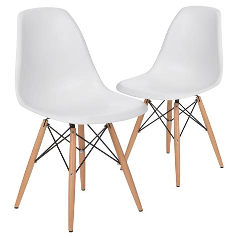 new eames replica dsw dining side chair ebay