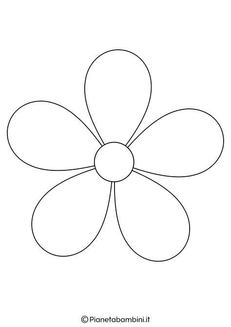 disegni di fiori disegni di fiori da colorare e stare gratis