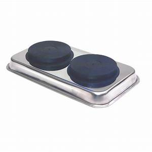 Double Bowls Magnetic Tool Tray