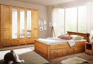 Otto Home Affaire Bett : home affaire schlafzimmer set hugo 4 tlg bett 180 cm 5 trg kleiderschrank und 2 ~ Bigdaddyawards.com Haus und Dekorationen