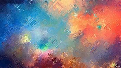 Abstract Digital Colorful Desktop Wallpapers Mobile