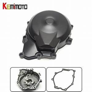 2006 2012 R6 Stator Engine Cover Crank Case With Gasket Fit For Yamaha Yzf R6 2006 2007 2008