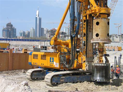 bauer spezialtiefbau niederlassungen burj khalifa