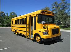The Country's Cleanest Yellow School Bus Is AllElectric
