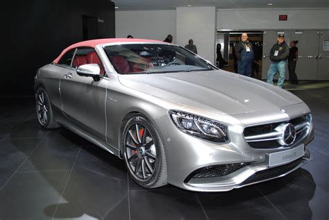 S63 Amg Cabriolet by Detroit 2016 Mercedes Amg S63 Cabriolet Quot Edition 130