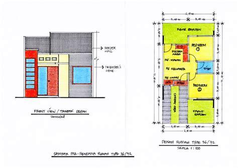 rumah minimalis  biaya dibawah  juta zonasultracom
