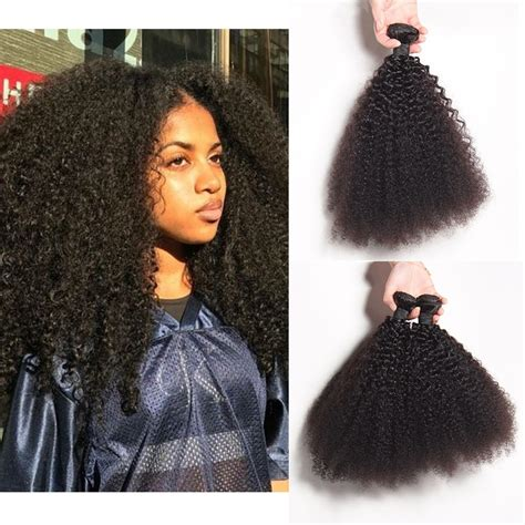 top grade kinky curly hair weave kindy curly hairstyles