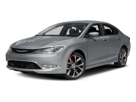 Price Of New Chrysler 200 by New 2016 Chrysler 200 Prices Nadaguides