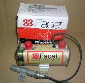 Facet 12v Electric Fuel Pump  Part No  M62678