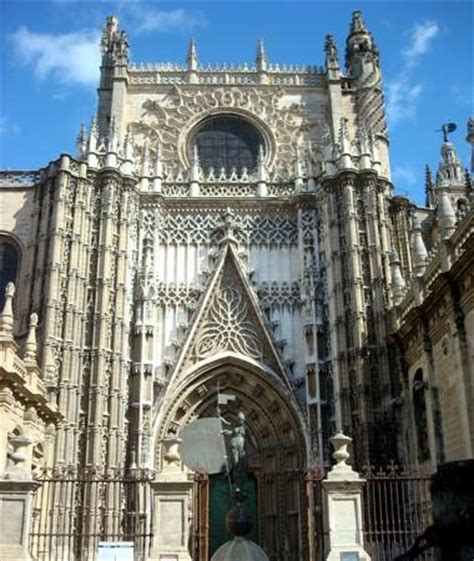 cathédrale notre dame du siège de séville séville