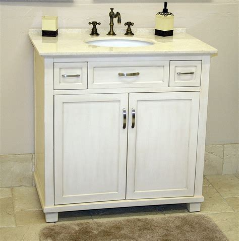 wooden bathroom sink cabinets whitewash solid oak wood vanity cabinet set feature marble vanity countertop and