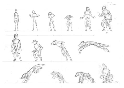 Specialization Project: Character Transformation ...