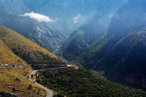 llogara national park albanias biggest national park