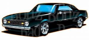 Chevrolet Camaro Clip Art  U2013 Cliparts