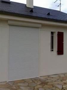 pose d39une porte de garage enroulable secteur bosc roger With pose porte de garage enroulable