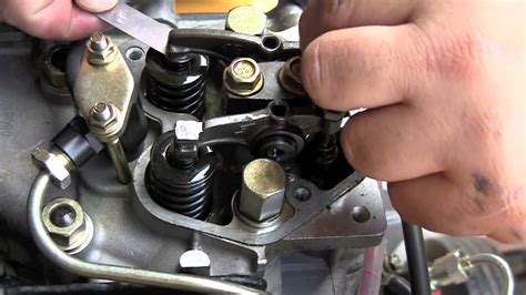 diesel generator valve adjustment doovi