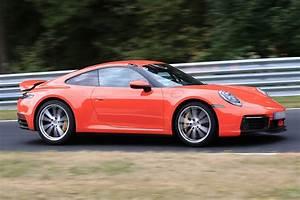 2019 Porsche 911 : new 2019 porsche 911 spied on track auto express ~ Medecine-chirurgie-esthetiques.com Avis de Voitures
