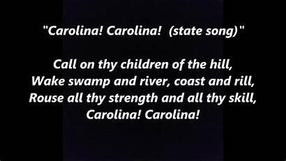 Song Carolina State Lyrics Words Official Mind