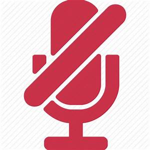 Image Gallery Mute Microphone
