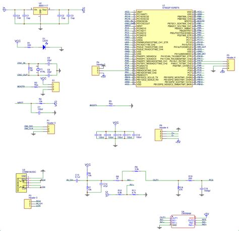 Circuit Diagram And Explanation by Diy Led Spectrum Using Neopixel Rgb Leds And Arm