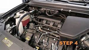 2011  2012  2013  U0026 2014 Ford Edge 3 5  3 7l Air Intake