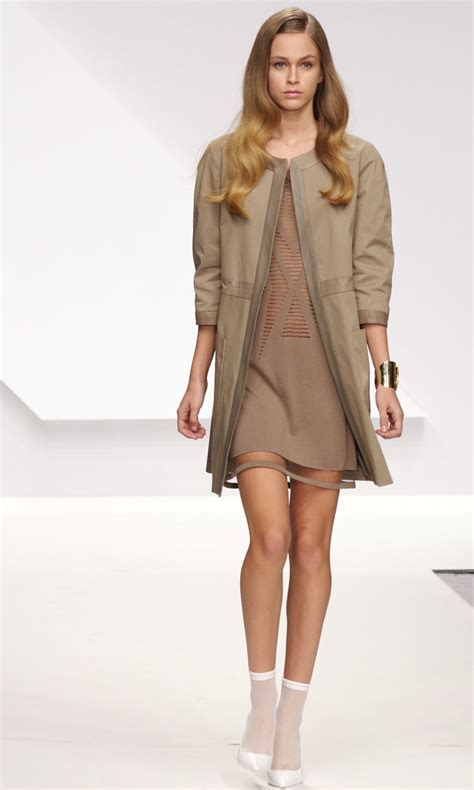 Krizia Spring Summer 2014 Womens Collection The Skinny Beep