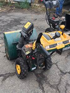 Yard Man Snow Blower Online Government Auctions Of Government Surplus