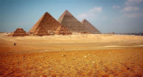 Giza Pyramids Complex Information Giza Pyramids Complex