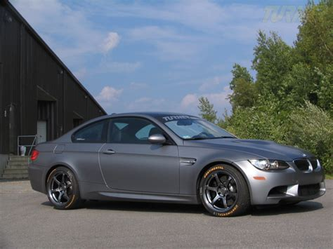bmw  coupe frozen gray  turner motorsports top