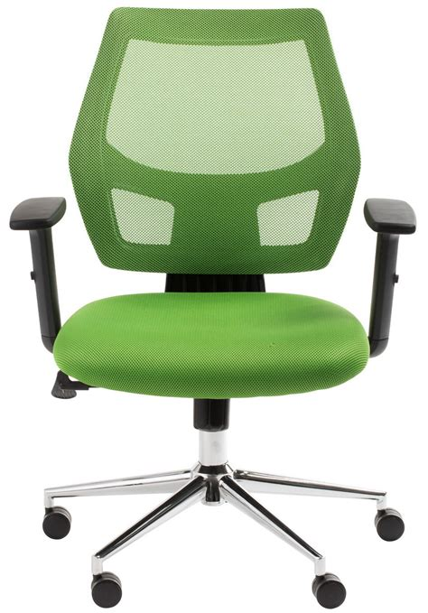 metro green mesh back computer chair office stock
