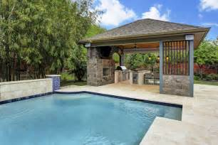 Adding A Pergola To An Existing Deck by Freestanding Patio Covers Gazebo Pool Cabanas Houston