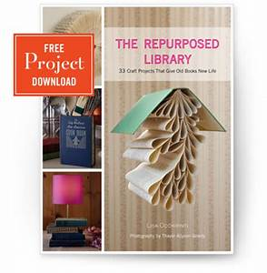 The Nu Projects : how to make a sewing box from a book how about orange ~ Eleganceandgraceweddings.com Haus und Dekorationen