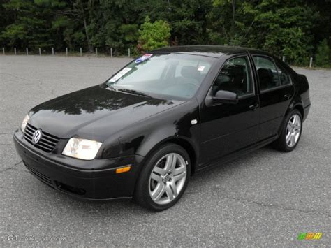 Volkswagen Jetta Black by 2001 Black Volkswagen Jetta Glx Vr6 Sedan 54256903