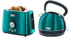 Toaster Oven Teal by Kitchen Stuff On Purple Kitchen Dinnerware