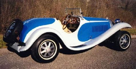 The body for this car is not available anywhere as it has never been put in production because of the rarity of the vehicle and difficulty sale type: automobileweb - bugatti type 55 replica usa