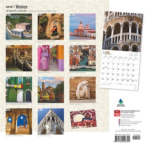 venice calendars ukposterseuroposters
