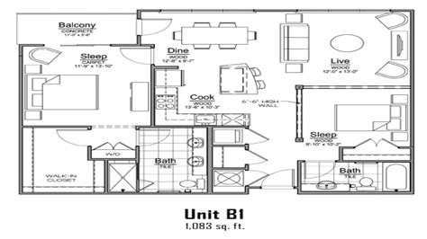 Floor Plans For Steel Building With Living Quarters