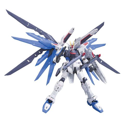 Bandai Freedom Gundam Rg bandai 1 144 rg zgmf z10a freedom gundam at hobby warehouse