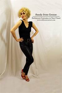 Olivia Newton John Grease Costume