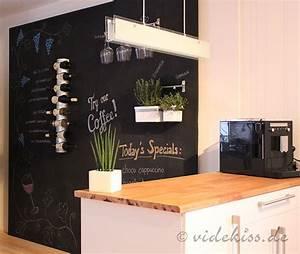 Tafel Küche Kreide : tafel wand selber machen videkiss home pinterest tafel wand tafel und w nde ~ Bigdaddyawards.com Haus und Dekorationen