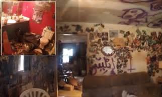 north carolina satanist killers house
