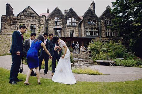 dirty wedding dress  jesmond dene house newcastle