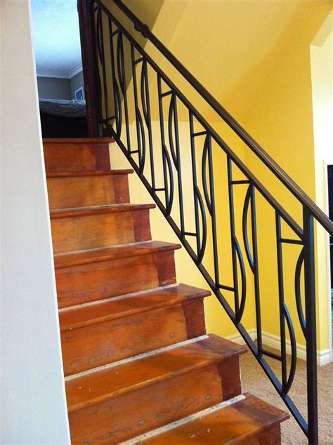 Wrought Iron Banister Rails - 1000 ideas about wrought iron railings on
