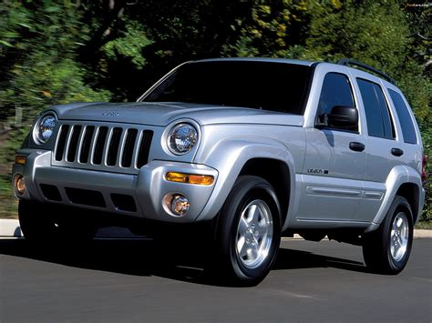 Jeep Liberty Wallpaper by Jeep Liberty Limited Kj 2001 04 Wallpapers 2048x1536