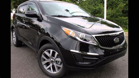 kia sportage black 2016 kia sportage black cherry youtube