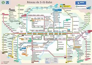 S Bahn Karte München : plans metros plan du m tro de munich allemagne taille large ~ Eleganceandgraceweddings.com Haus und Dekorationen