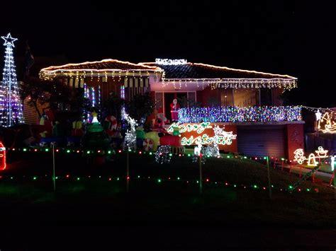 christmas light displays greater parramatta region